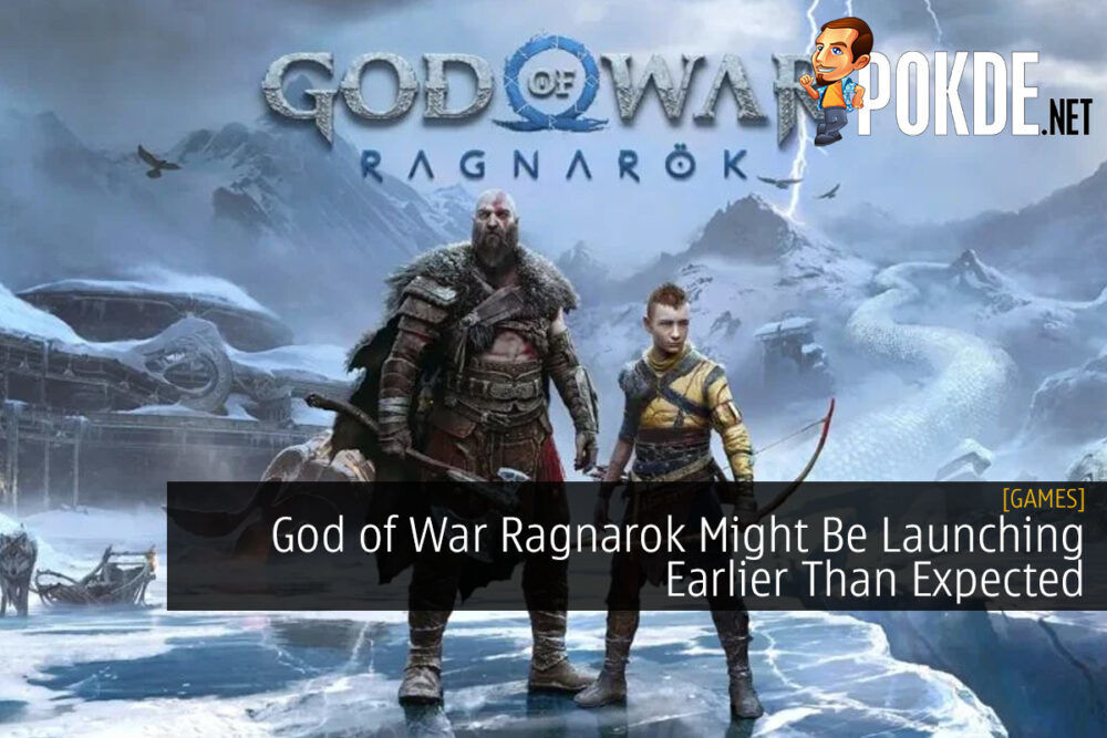 God of War Ragnarok Might Be Launching Earlier Than Expected