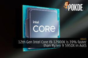 intel core i9-12900k vs ryzen 9 5950x aots cover