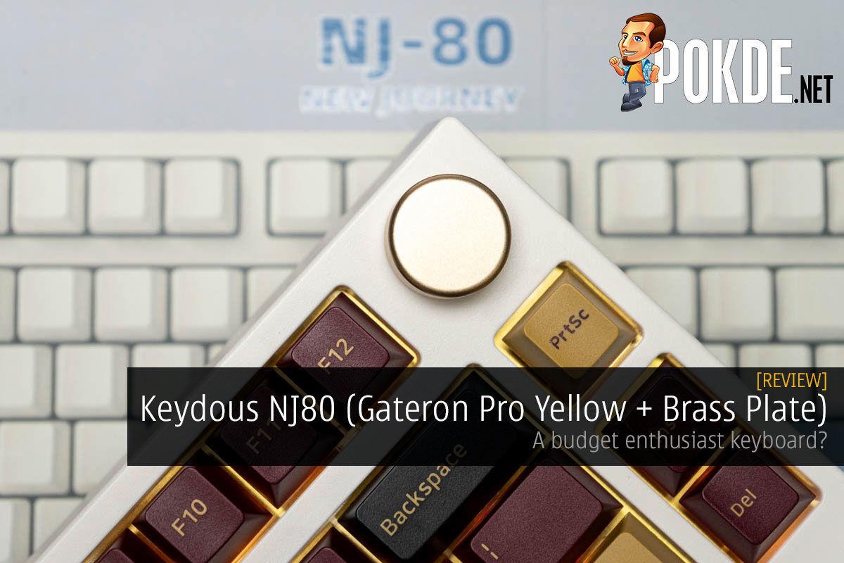 keydous nj80 review cover