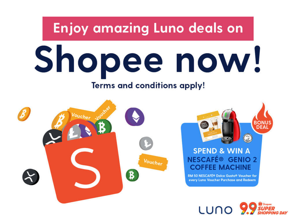 Luno Offers Opportunity To Win Nescafe Coffee Machine By Simply Buying Bitcoin Vouchers 22