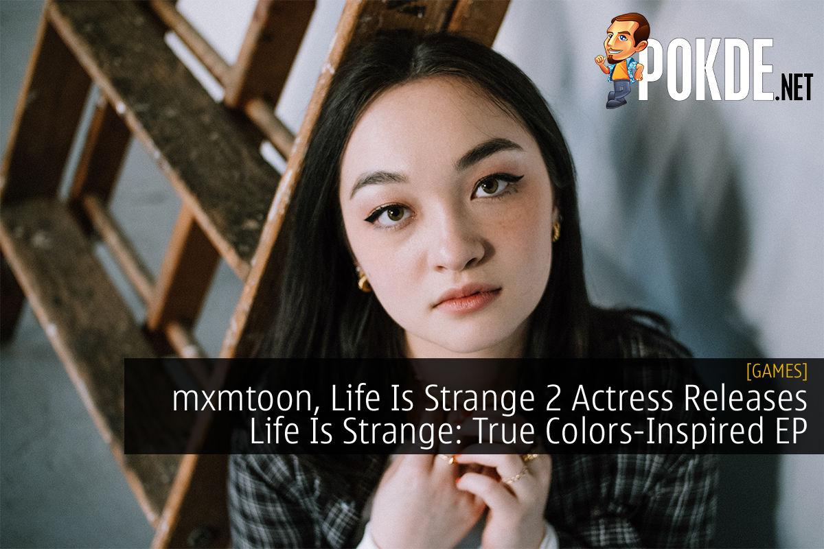 mxmtoon Life Is Strange EP cover