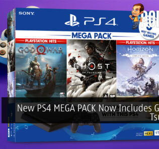 New PS4 MEGA PACK Now Includes Ghost of Tsushima
