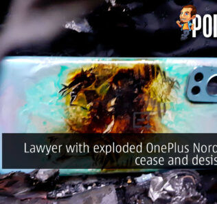 oneplus nord 2 explode cease and desist letter cover