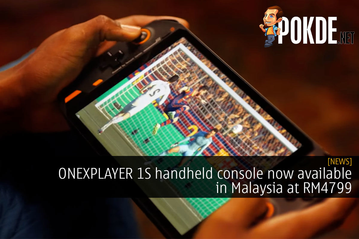 onexplayer 1s malaysia rm4799 cover
