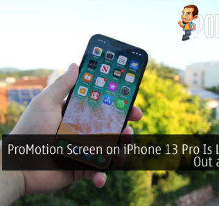 ProMotion Screen on iPhone 13 Pro Is Locking Out at 60Hz
