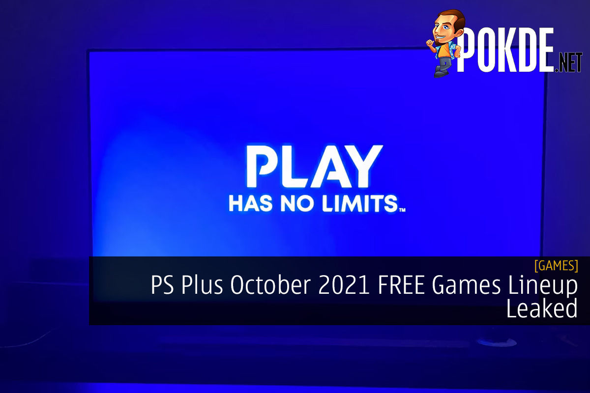 PS Plus October 2021 FREE Games Lineup Leaked