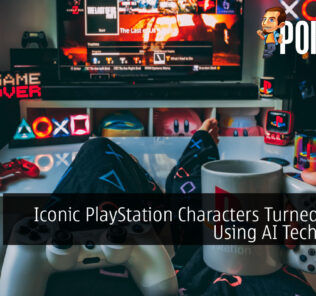 """Iconic PlayStation Characters Turned """"Real"""" Using AI Technology"""
