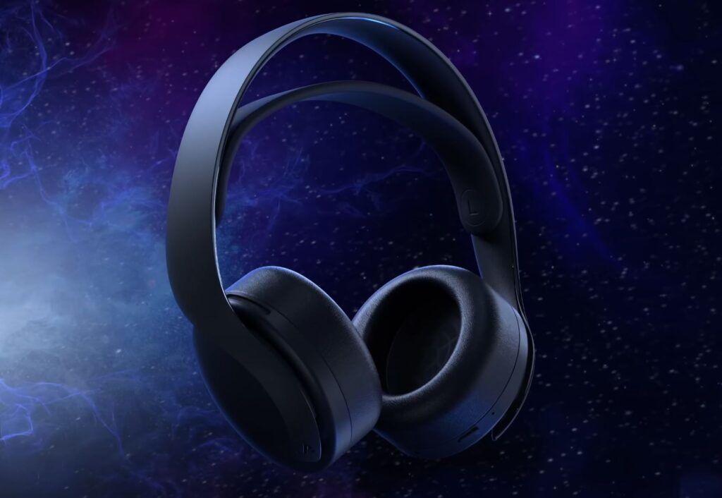 PS5 Pulse 3D Midnight Black Headset