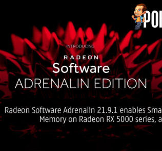 Radeon Software Adrenalin 21.9.1 enables Smart Access Memory on Radeon RX 5000 series, and more 19