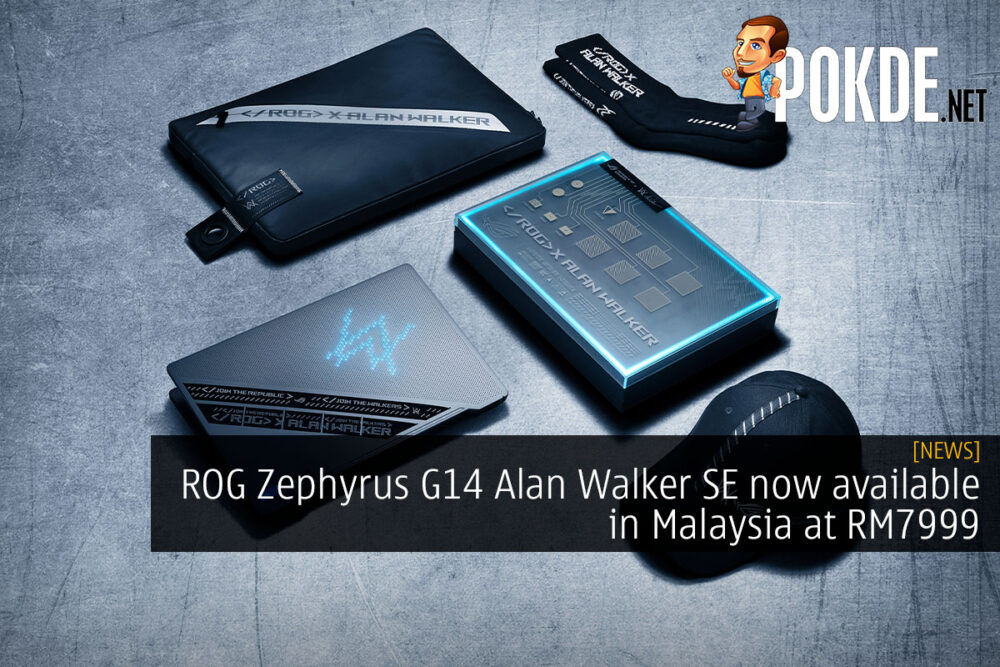 ROG Zephyrus G14 Alan Walker SE now available in Malaysia at RM7999 27