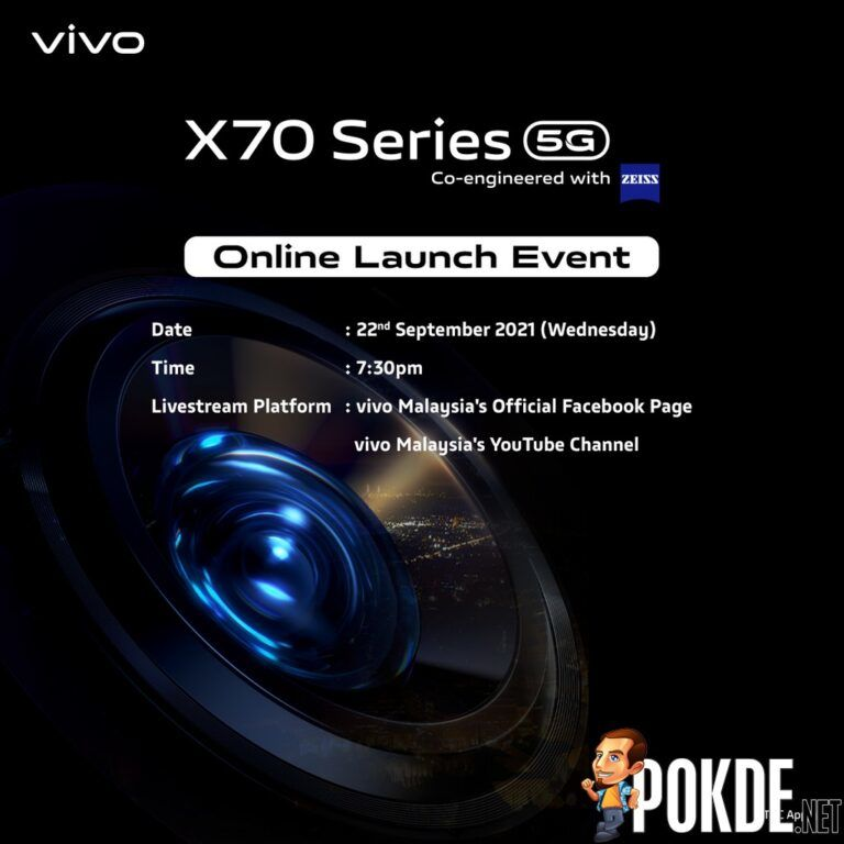 New vivo X70 Series With ZEISS Lens Is Coming Soon 23