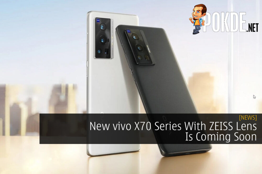 vivo X70 Series cover
