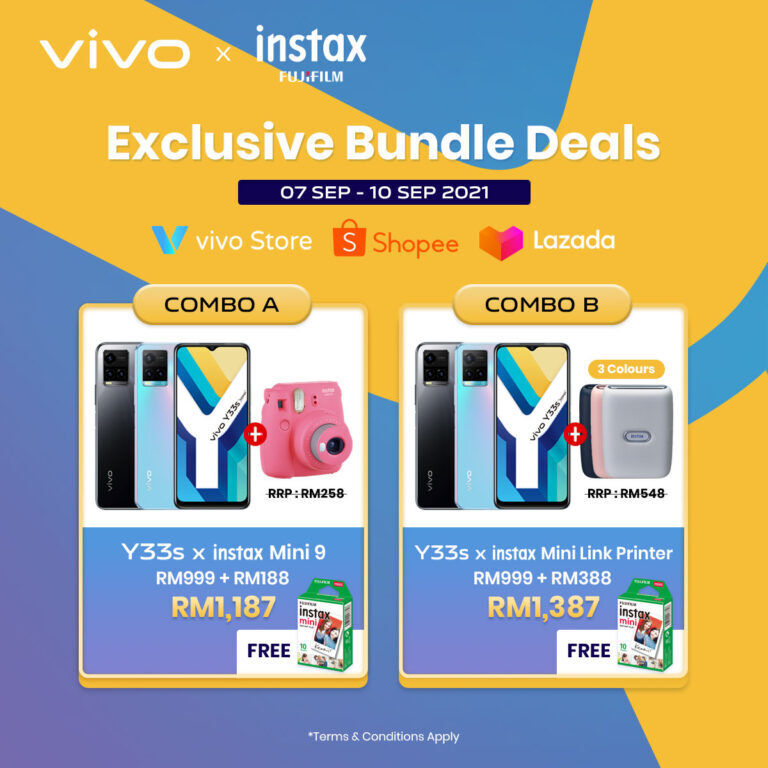 Enjoy Exclusive Discounts With vivo x Shopee 9.9 Super Shopping Day 22