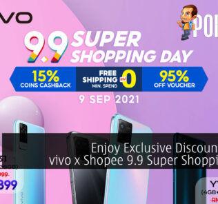 vivo x Shopee 9.9 Super Shopping Day cover