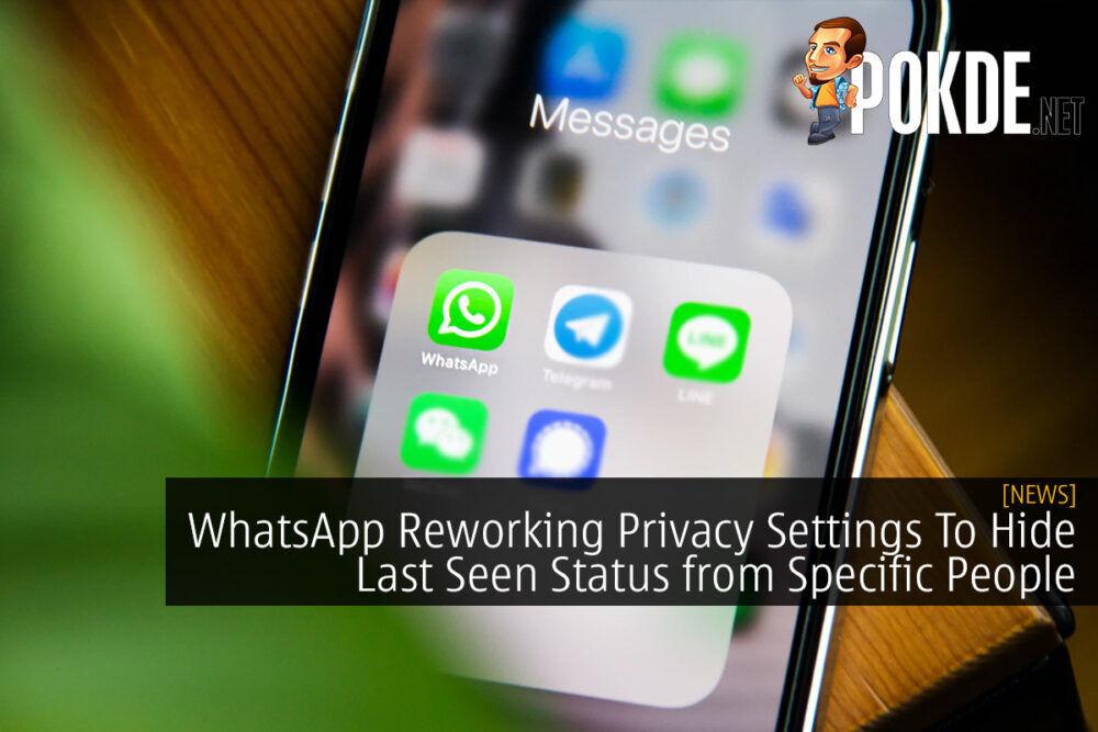 WhatsApp Reworking Privacy Settings