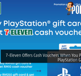 7-Eleven Offers Cash Vouchers When You Purchase PlayStation Gift Cards 25
