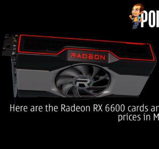 AMD Radeon RX 6600 price malaysia cover