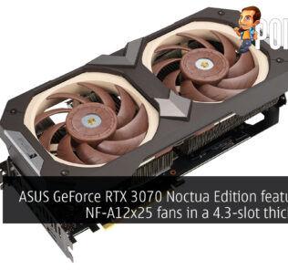 ASUS GeForce RTX 3070 Noctua Edition cover