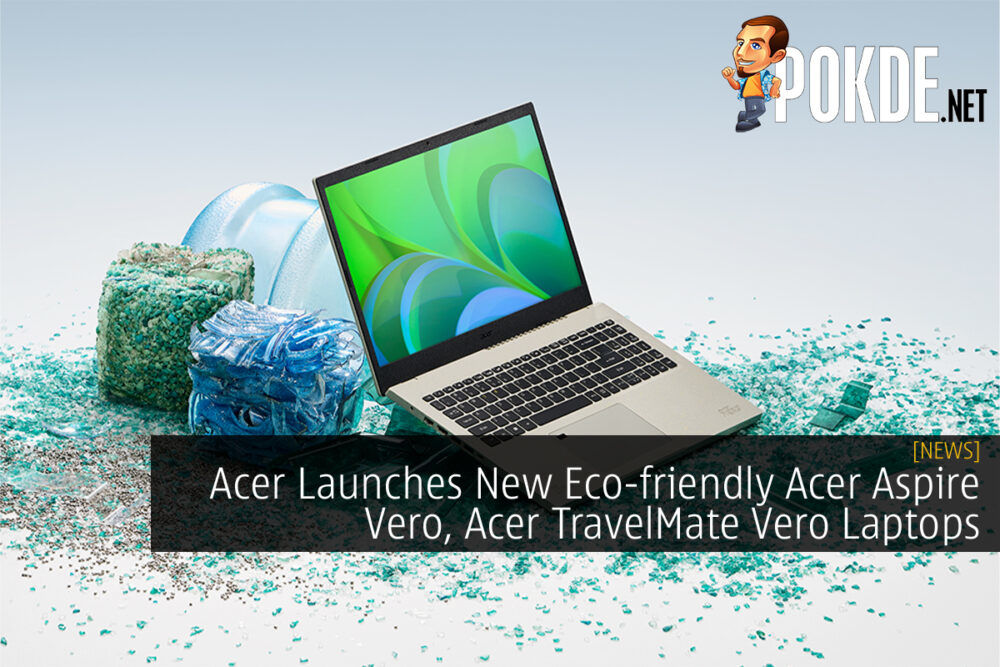 Acer Aspire Vero, Acer TravelMate Vero cover