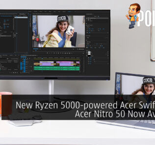 Acer Swift X And Acer Nitro 50 cover