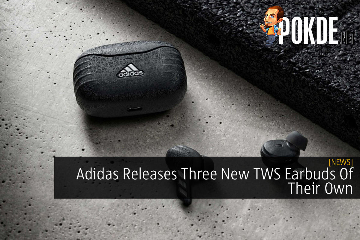 Adidas Releases Three New TWS Earbuds Of Their Own 7