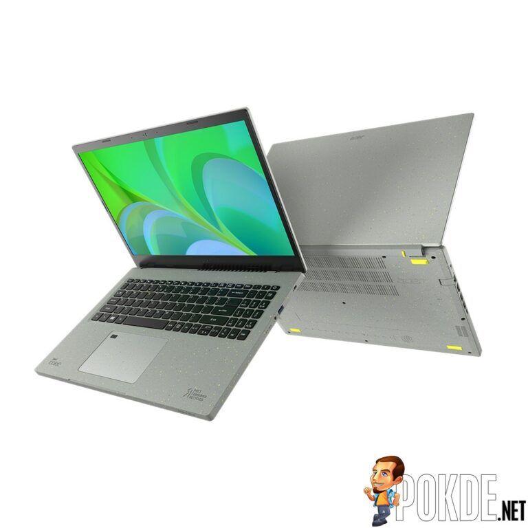 Acer Launches New Eco-friendly Acer Aspire Vero, Acer TravelMate Vero Laptops 26