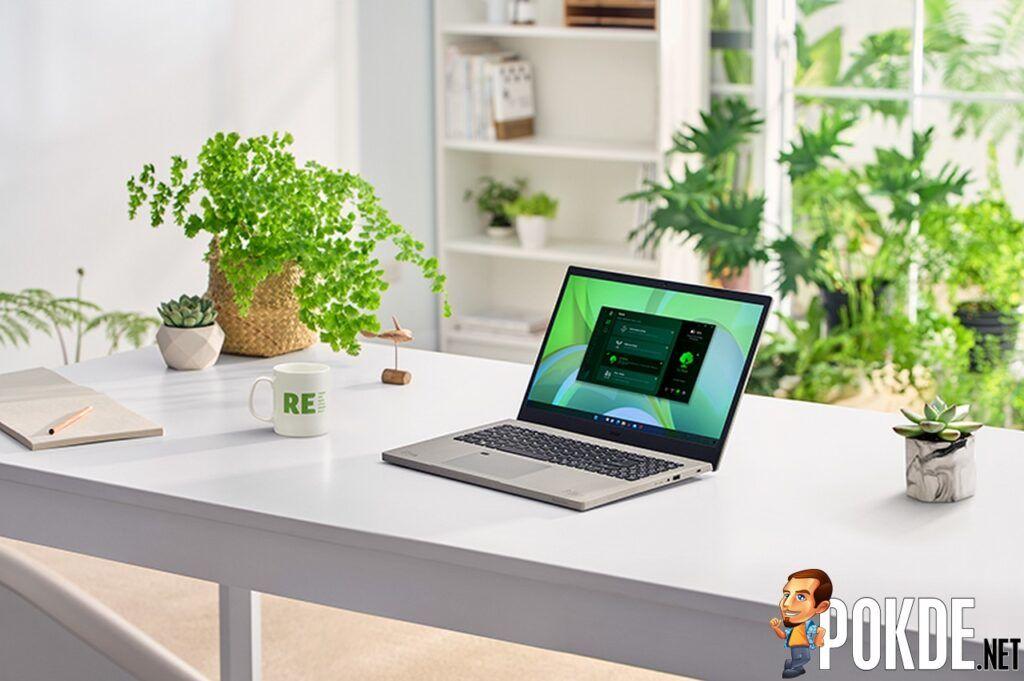 Acer Launches New Eco-friendly Acer Aspire Vero, Acer TravelMate Vero Laptops 27