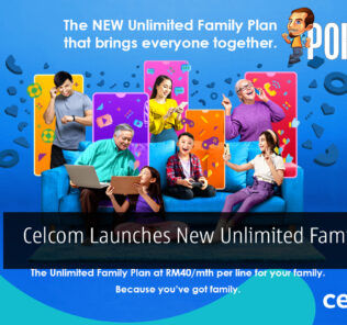 Celcom Launches New Unlimited Family Plan 20