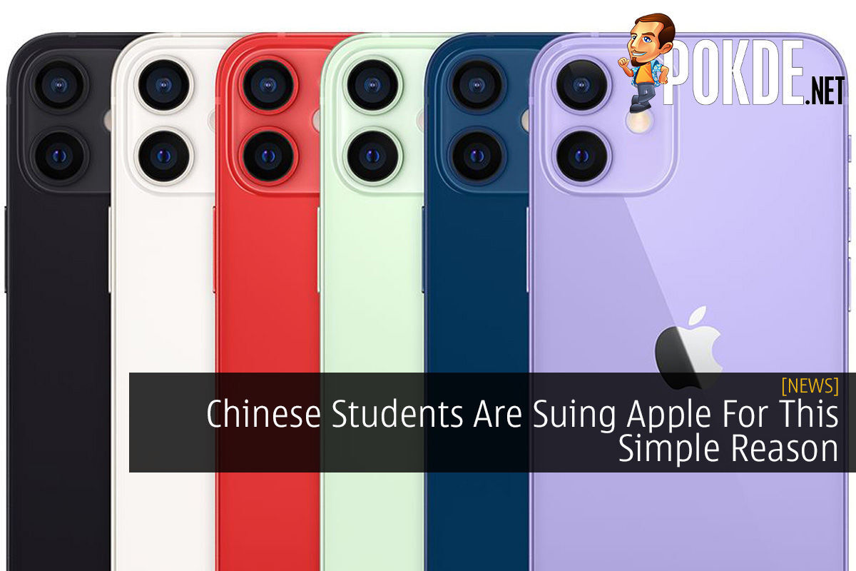 Chinese Students Are Suing Apple For This Simple Reason 9