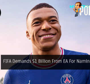 FIFA Demands $1 Billion From EA For Naming Rights 22