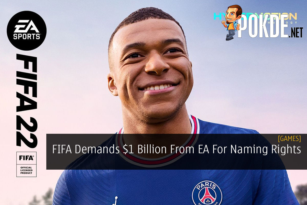 FIFA Demands $1 Billion From EA For Naming Rights 6