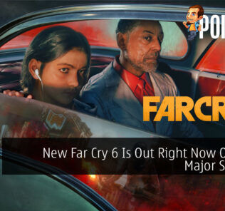 Far Cry 6 Out Now cover
