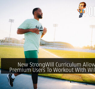 Fitbit Will Smith StrongWill cover
