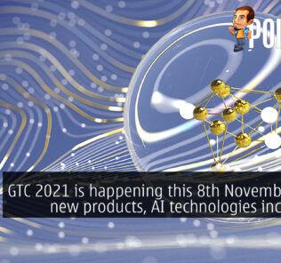 GTC 2021 8th november product ai cover