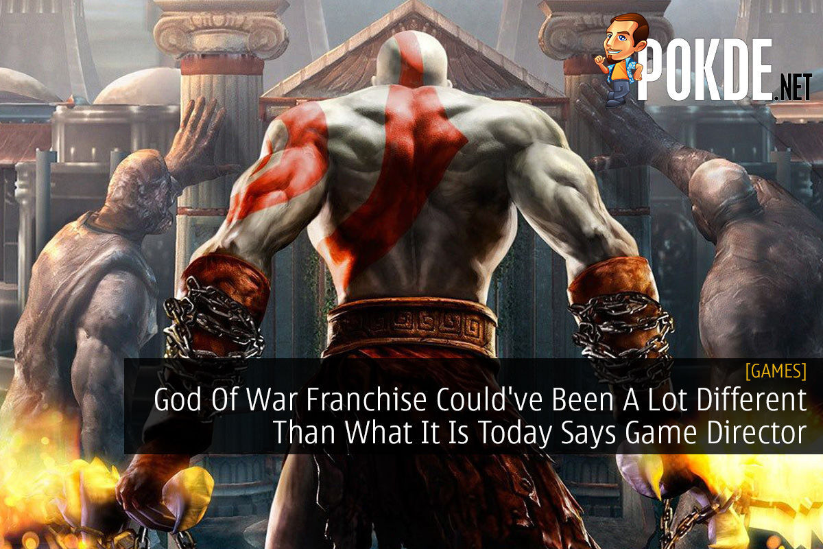 God Of War Franchise Could've Been A Lot Different Than What It Is Today Says Game Director 7