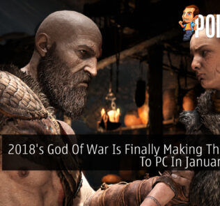 God of War PC cover