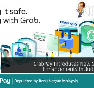 GrabPay Enhanced Security cover