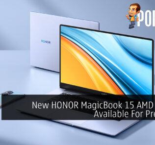 HONOR MagicBook 15 AMD Pre-order cover
