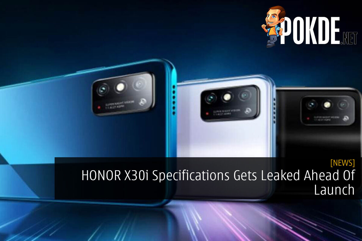 HONOR X30i Specifications Gets Leaked Ahead Of Launch 6