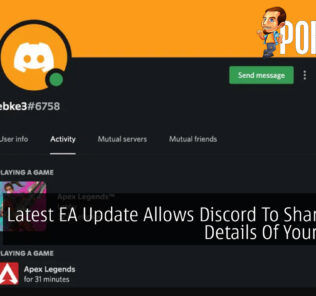 Latest EA Update Allows Discord To Share More Details Of Your Status 30