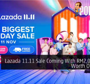 Lazada 11.11 Sale Coming With RM2,000,000 Worth Of Prizes 27