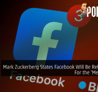 Mark Zuckerberg States Facebook Will Be Rebranded For the 'Metaverse' 31