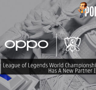 OPPO League of Legends World Championship 2021 cover