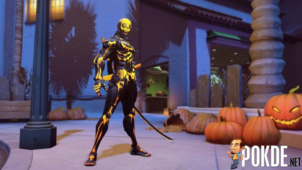 Blizzard Launches New Halloween Terror 2021 Overwatch Event 27