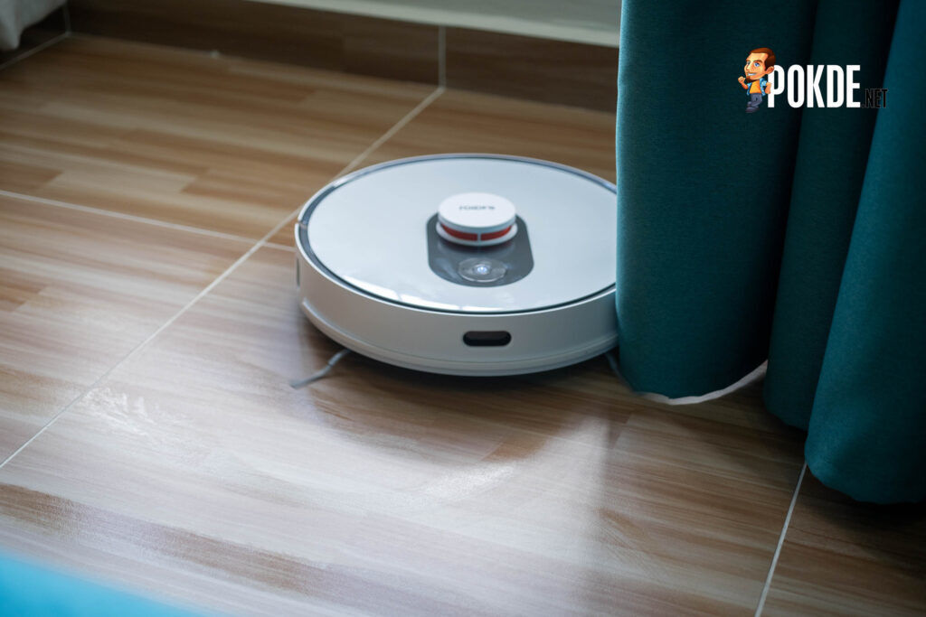 roidmi eve plus cleaning
