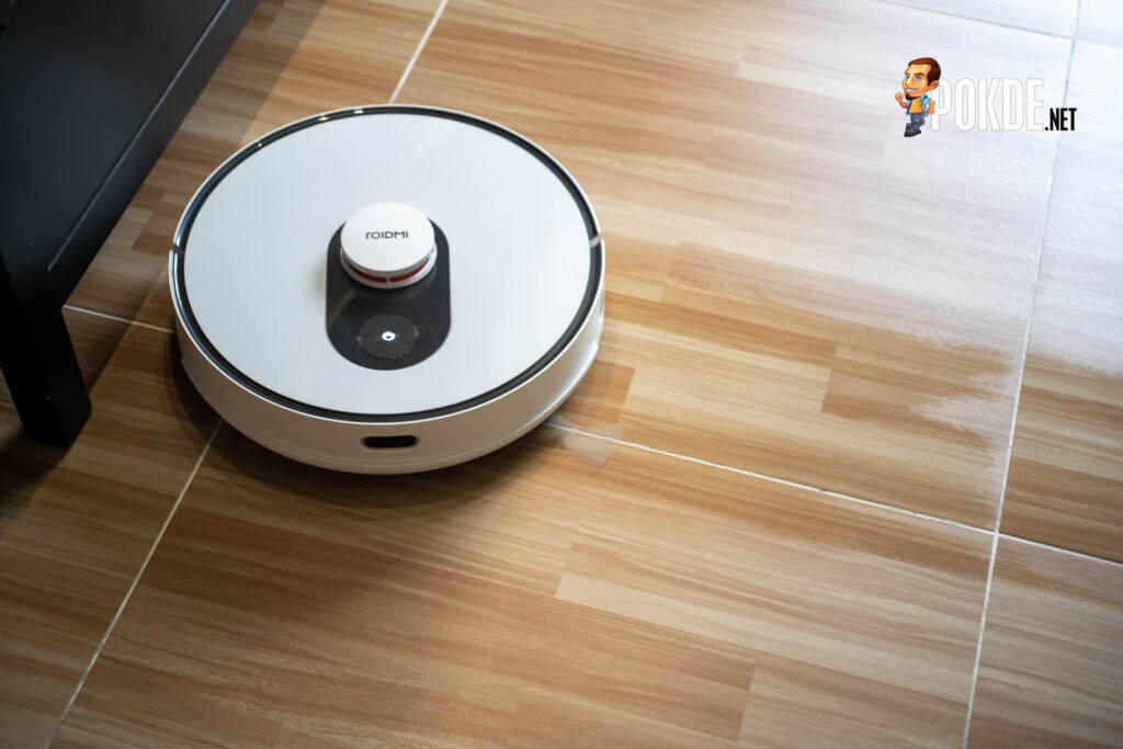 Roidmi Eve Plus Review - Value-centric robot vacuum with boatload of features! 29