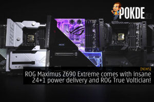 ROG Maximus Z690 motherboards cover