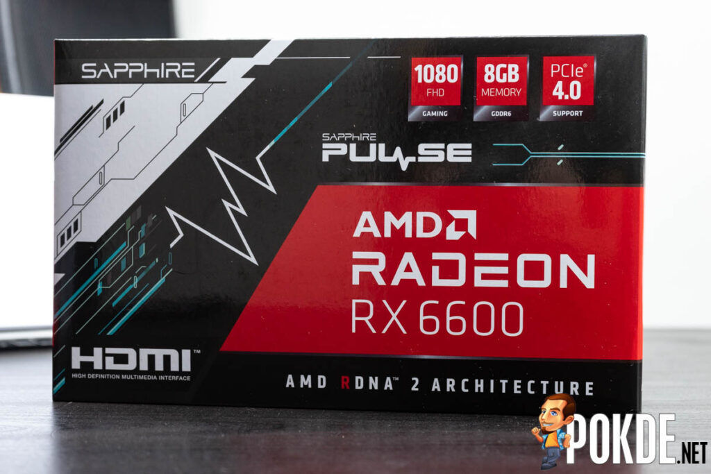 SAPPHIRE PULSE AMD Radeon RX 6600 Review-1