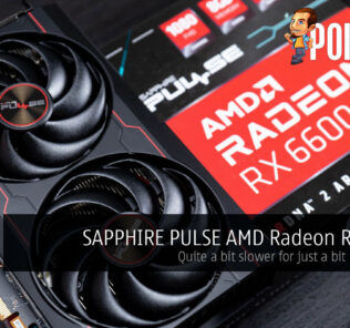 SAPPHIRE PULSE Radeon RX 6600 Review cover