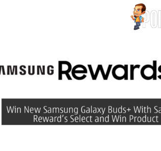 Samsung Reward's Select and Win Product Contest cover